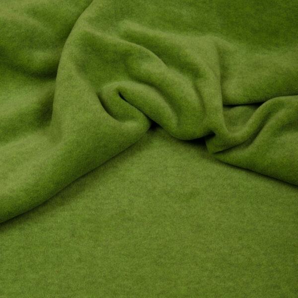 Fleece, Uni, Lindgrün
