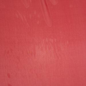 Chiffon, Uni, Rot