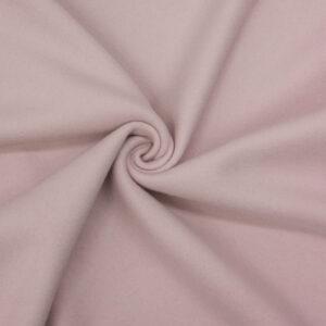 hochwertiger Fleece, Uni, Rosé