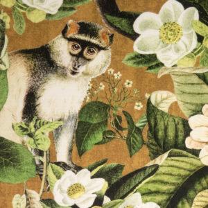 Panama, Flora und Fauna, Ocker, Grüntöne, Offwhite