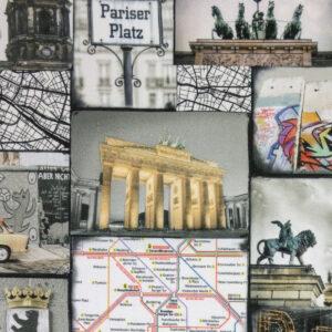 Panama, Berlin, Grautöne, Pastelltöne