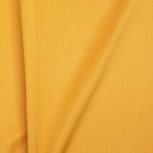 hochwertiger Satin, Uni, Gelb