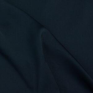 hochwertiger Satin, Uni, Nachtblau