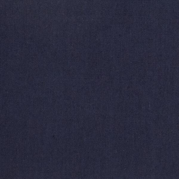 Cotton de Luxe Uni Nachtblau