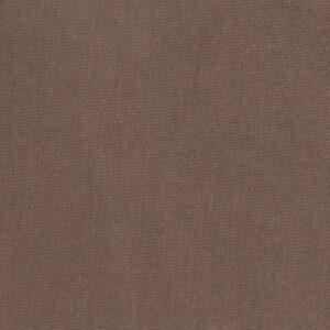 Cotton de Luxe Uni Braun