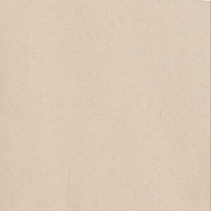 Cotton de Luxe Uni Beige