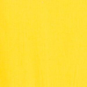 Cotton de Luxe Uni Gelb