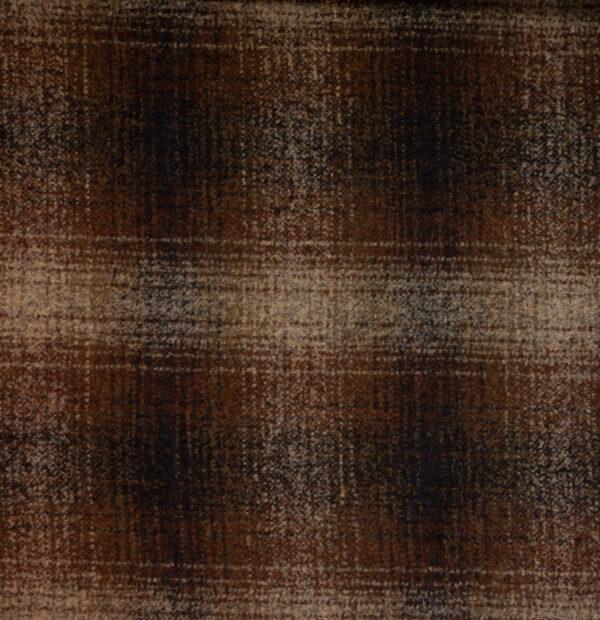 Bouclé Tweed, Karo Verlauf, Erdtöne
