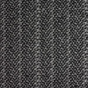Jacquard Strick, Salz und Pfeffer Look, Grau, Schwarz-Weiß