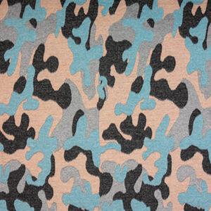 Winterjersey, Camouflage, Pastell