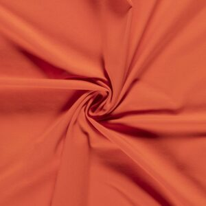 Jersey , Uni, Orange