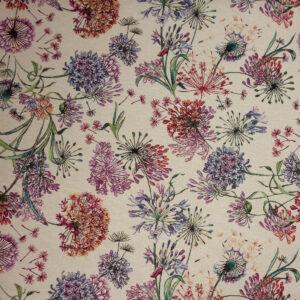 Gobelin Blüten