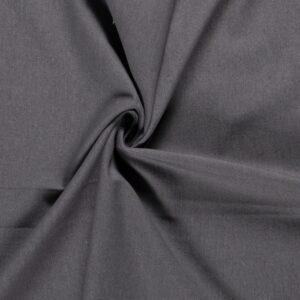 mittelschwerer Jeans, Uni, Grau