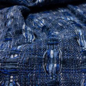 Tweed, Webmuster, Blautöne