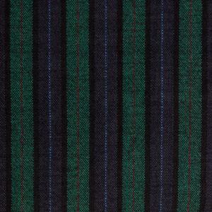 Jacken/Mantelqualität, Streifen, Flaschengrün, Marine, Rot