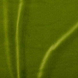 Hochwertiger Baumwollsamt, Moosgrün