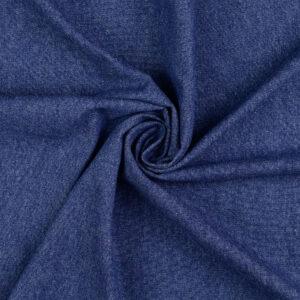 leichter Jeans, Uni, Mittelblau