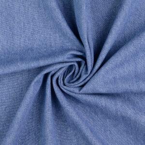 leichter Jeans, Uni, Hellblau