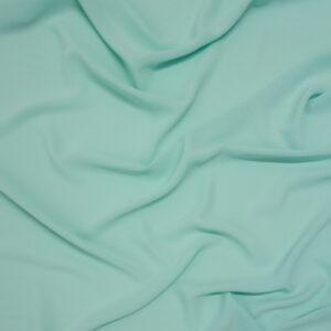 Chiffon, Uni, Aquamarine
