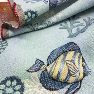 Gobelin Fische