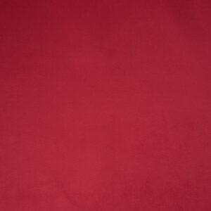 Velourlederimitat, Uni, Rot