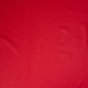 Crétonne, uni, Rot