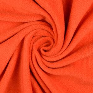 Fleece, uni, Orange