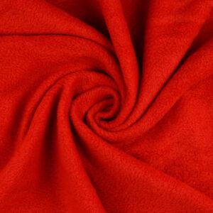 Fleece, uni, Rot