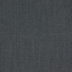 exquisiter Wolle-Leinen Mix, Streifen, Relief, Marine, Grau