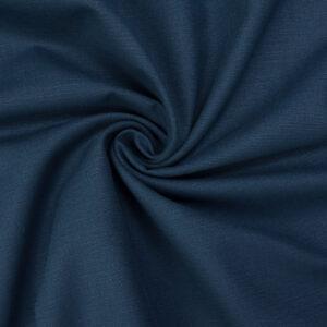 Ottoman, uni, Nachtblau