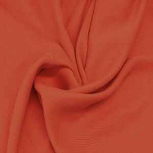 Tencel, uni, Orange dunkel