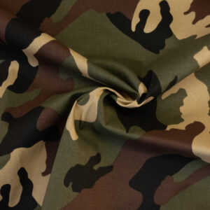 Feinköper, Camouflage, Grüntöne, Brauntöne
