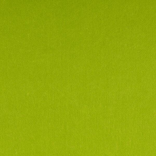 Filz, uni, Hellgrün
