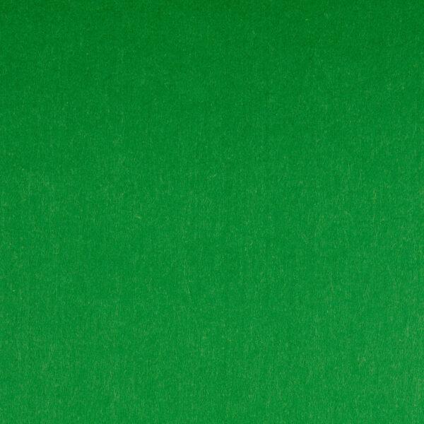 Filz, uni, Grasgrün