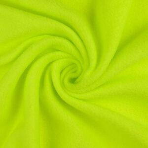 Fleece, uni, Neongelb