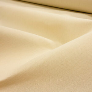 Outdoorstoff, bicolor, Ecru, Weiß