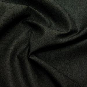 Outdoorstoff, bicolor, Schwarz, Grau