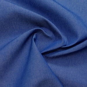 Outdoorstoff, bicolor, Royalblau, Weiß