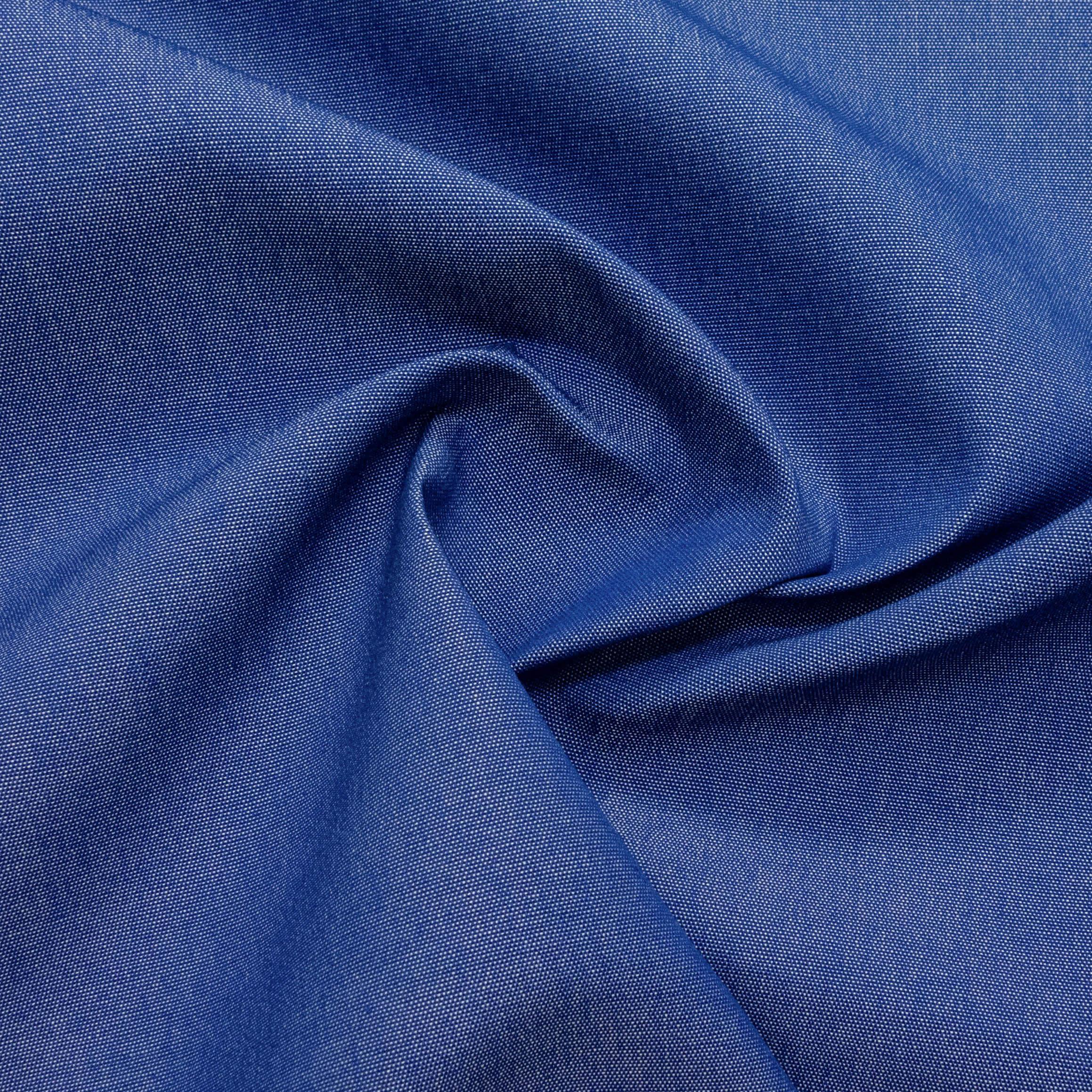 bicolor, Royalblau, Weiß