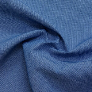Outdoorstoff, bicolor, Royalblau, Hellblau
