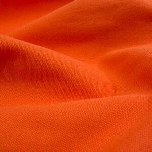 Polsterstoff, uni, Orange