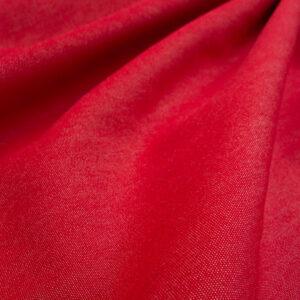 Polsterstoff, uni, Rot