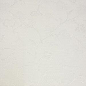 2,80m breiter Jacquard, ornamental gemustert, Offwhite