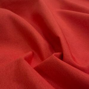 2,80m breiter Ottoman, uni, Rot