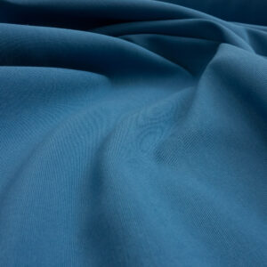 2,80m breiter Ottoman, uni, Jeansblau