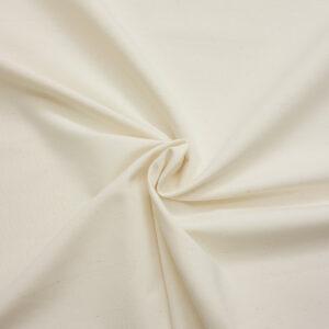 2,80m breiter Ottoman, uni, warmes Weiß