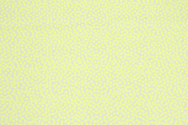 Popeline, Pünktchen, Neongelb