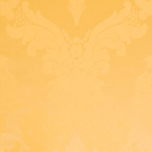 2,80m breiter Jacquard, Arabesken, uni, Pastellgelb