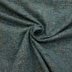 Polsterstoff, Webstruktur, Jeansblau, Grau, Beige