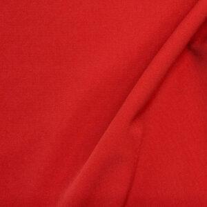 Gabardine, uni, Rot